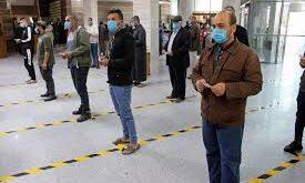 ليبيا: إلزام المواطنين بارتداء الكمامات وغرامات مالية تصل إلى ألف دينار على مخالفي الإجراءات الاحترازية لكورونا