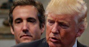 """كوهين محامي ترامب السابق يعد بنشر """"فضائح خفية"""" للرئيس في كتابه القادم"""