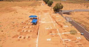 هيئة المفقودين تستمر في انتشال الجثث من المقابر المجهولة بترهونة ومحيط طرابلس