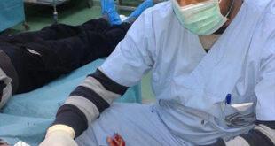 «639»  إصابة بآلات حادة وحروق استقبلتها مستشفيات ليبيا خلال عيد الأضحى