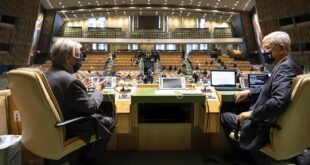 """""""غوتيرش"""" يدعو لتيسير التوصل إلى اتفاق فعال لوقف إطلاق النار في ليبيا"""