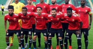 المنتخب الليبي في المركز (101) عالميا ضمن التصنيف الشهري للفيفا للمنتخبات