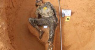 اكتشاف خمس مقابر مجهولة جديدة بترهونة ووزارة الدفاع تطالب بالمحاسبة