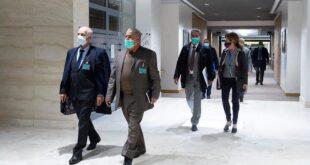 استمرار انعقاد الجولة الرابعة من محادثات اللجنة العسكرية المشتركة الليبية في جنيف (5+ 5)