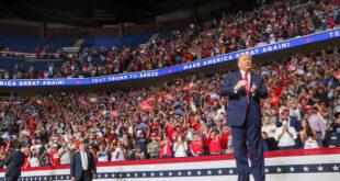 ترامب يسعى لتعزيز حملته الانتخابية في ساحة المعركة في بنسلفانيا مع مرور أسبوعين