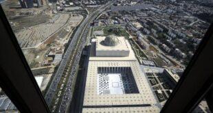 """افتتاح """"جامع الجزائر"""" بسعة (120) ألف مصل وبأعلى صومعة في العالم بعلو (267) متر"""