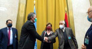 الناس تنشر بنود الاتفاق لوقف إطلاق النار الدائم والمستدام في ليبيا الموقع عليه في جنيف بين الأطراف الليبية برعاية أممية