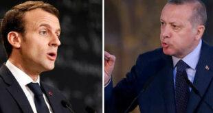 """قال أردوغان في تركيا إن الزعيم الفرنسي """"ضل طريقه"""" في انتقاد ثان"""