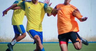 منتخب الناشئين يختتم تجمعه الإعدادي ببنغازي لاختبار أبرز العناصر لتمثيل كرة القدم الليبية