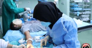 الصحة: 35 إصابة جراء الألعاب النارية في ذكرى المولد النبوي بالعاصمة طرابلس