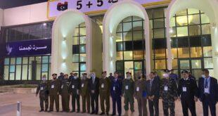 اللجنة العسكرية المشتركة تؤكد على جاهزية مدينة سرت لاستقبال جلسة النواب للتصويت على منح الثقة لحكومة الوحدة