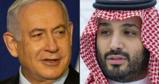 بنيامين نتنياهو زار السعودية سرا الأحد والتقى ولي العهد (وسائل إعلام إسرائيلية)