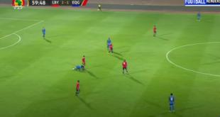 هزيمة المنتخب الليبي أمام غينيا الاستوائية يصعب مهمته في التأهل إلى أمم أفريقيا الكاميرون 2021