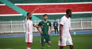 النصر الليبي يخسر ذهاب الدور الأول أمام شباب بلوزداد في أبطال أفريقيا