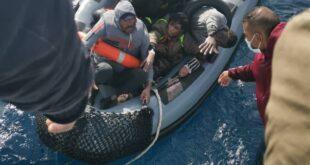 جهاز حرس السواحل وأمن الموانئ ينقذ 79 مهاجرا