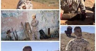 ضحية جديدة للألغام الروسية التي خلفتها ميليشيات فاغنر جنوبي طرابلس
