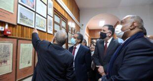السراج يهني طرابلس في احتفالية الذكرى 150 لتأسيسها ويدعو لتوثيق تاريخ البلديات