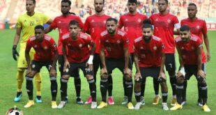 المنتخب الليبي لكرة القدم يقصى من الأدوار الأولى في بطولة الشان