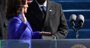 هاريس تؤدي القسم نائبة للرئيس.. وتكتب صفحة جديدة من تاريخ أميركا