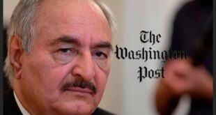 أبرز ما جاء في تقرير واشنطون بوست الامريكية حول التدخل الروسي لدعم حفتر