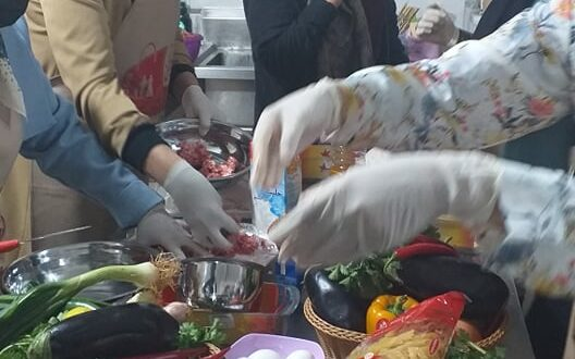 مع روعة الأجواء والمنافسة. توب شيف لأول مرة على مستوى ليبيا ضمن فعاليات مهرجان هلا فبراير
