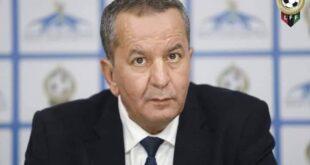الشلماني: الاتحاد الإفريقي يرفع الحظر عن الملاعب الليبية