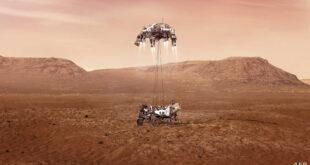 """""""7 دقائق من الرعب"""".. """"ناسا"""" على بعد ساعات من حفرة """"جيزيرو"""" المرّيخيّة"""
