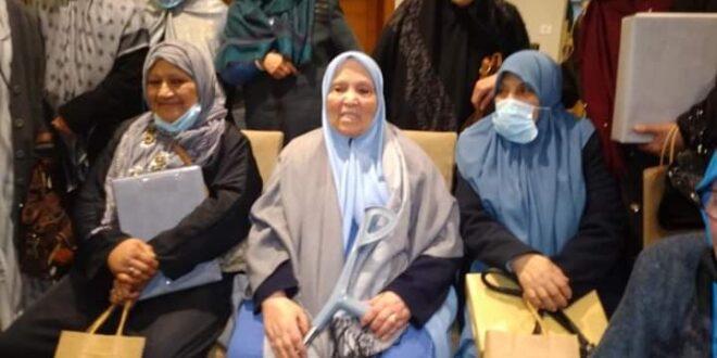ملتقى لأوائل المعلمات في مدينة مصراتة