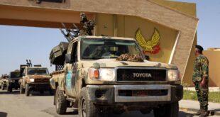 تفاهمات لسحب المقاتلين الأجانب من ليبيا