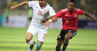 هزيمة ثقيلة للمنتخب الليبي أمام تونس تقصيه نهائيا من أمم أفريقيا 2022