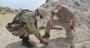 """الجيش التركي يدرب البحرية الليبية على """"الدفاع تحت الماء"""""""