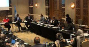اللجنة القانونية لملتقى الحوار السياسي الليبي تتفق على القاعدة الدستورية اللازمة لإجراء انتخابات 24 ديسمبر المقبل