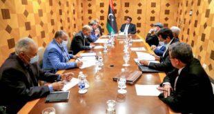 المجلس الرئاسي يبحث مجلس التخطيط الوطني التصورات المقترحة لهيكلة المفوضية الوطنية العليا للمصالحة