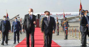 قيس سعيّد في القاهرة… ليبيا وترميم العلاقات الثنائية