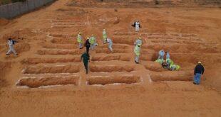 ليبيا.. مقترح هولندي لكشف المقابر الجماعية بالأقمار الصناعية