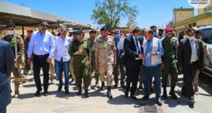 الإعلان عن بدء تنفيذ المرحلة الأولى لإعادة إعمار مطار طرابلس الدولي