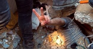 مجزرة بغزة.. الاحتلال يواصل قصف المنازل والمقاومة ترد