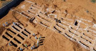 الجنائية الدولية: فريقنا زار المقابر الجماعية بترهونة