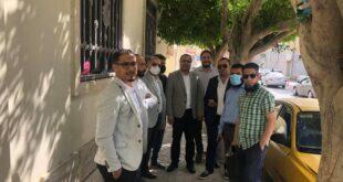 أطباء ليبيا يبدؤون إضراباً للمطالبة برفع رواتبهم