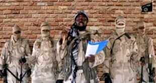 """داعش"" يعلن مقتل زعيم بوكو حرام"