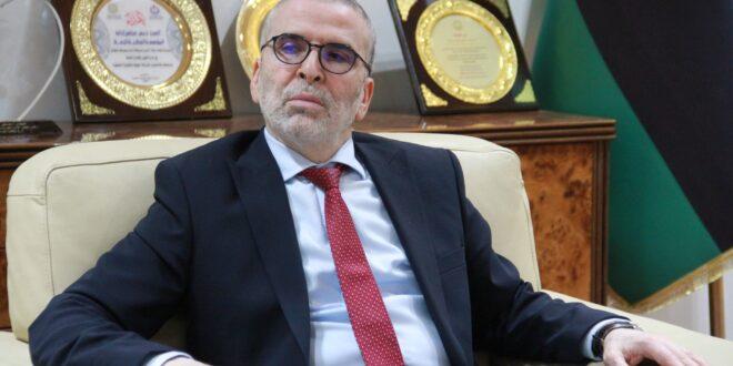 """""""صنع الله"""" يكشف عن معدلات إنتاج النفط في ليبيا وخطة المؤسسة الطموحة للزيادة"""