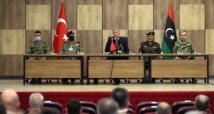 وزير تركي: على العالم ألا ينسى ضحايا حفتر بليبيا
