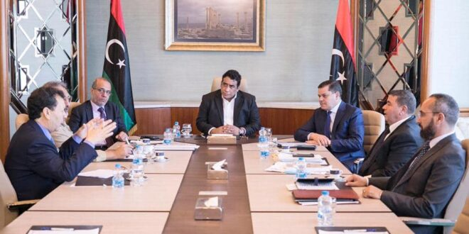 الرئاسي يبحث ملف الاستثمارات الخارجية وملف السجناء الليبيين في الخارج دون محاكمة