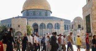 """""""الجهاد"""" تدعو الفلسطينيين إلى """"النفير العام"""" دفاعاً عن """"الأقصى"""""""
