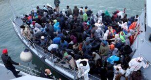 الدولية للهجرة تعلن غرق 20 مهاجرا واعتراض أكثر من 500 قرب سواحل ليبيا