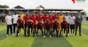 بهدف الدقيقة الأخيرة.. المنتخب الليبي يفقد نهائي أمم أفريقيا لكرة القدم المصغرة