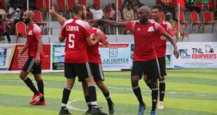 بعد تأهله إلى كأس العالم.. المنتخب الليبي يتأهل إلى نهائي كأس أفريقيا لكرة القدم المصغرة