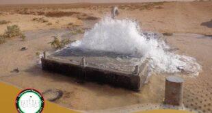 عمل تخريبي يقطع المياه عن مدينة مصراتة عبر تفجير إحدى محطات النقل الرئيسية