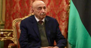 عقيلة صالح يدعو النواب للتصويت على قانون الانتخابات الإثنين المقبل