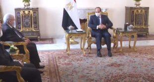 بحثا ملفات تونس وليبيا وسد النهضة.. وزير خارجية الجزائر يلتقي السيسي